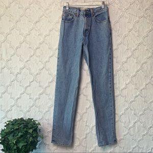 GAP Vintage High Rise Mom Jeans